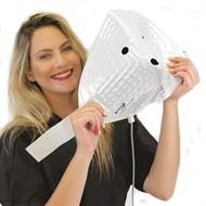 Máscara Térmica Facial - P/ Estética: Auxiliar na Limpeza de Pele