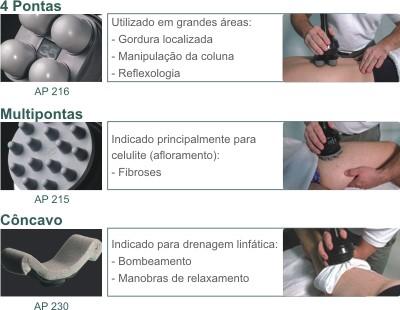 Cellutec modelador e massageador corporal