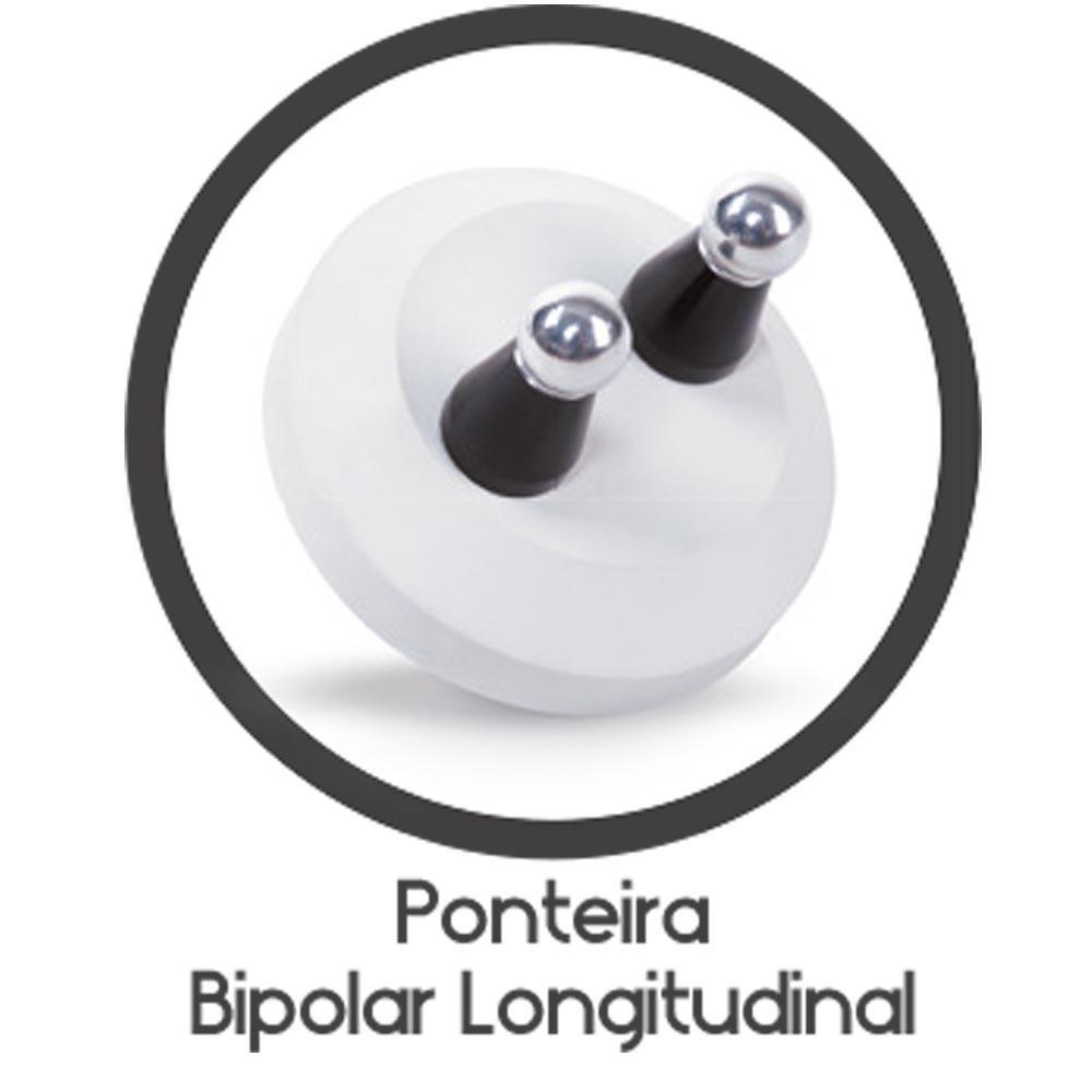 Ponteira Bipolar Longitudinal