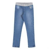 93d0f35912 Calça Infantil Colorittá Legging Jeans Marinho 02 a 12 anos ...