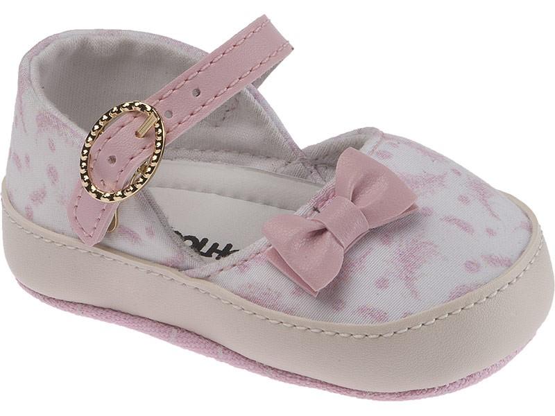 db51a76037 Sapato Pimpolho Bebê Menina Branco - comprar - preço rio de janeiro