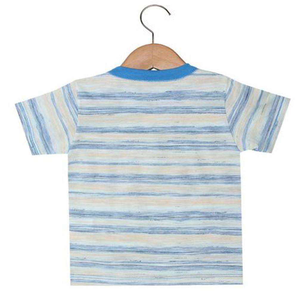 Camisa Infantil Rovitex Fundo do Mar Azul 01 a 03 Anos - comprar ... 093c6853054