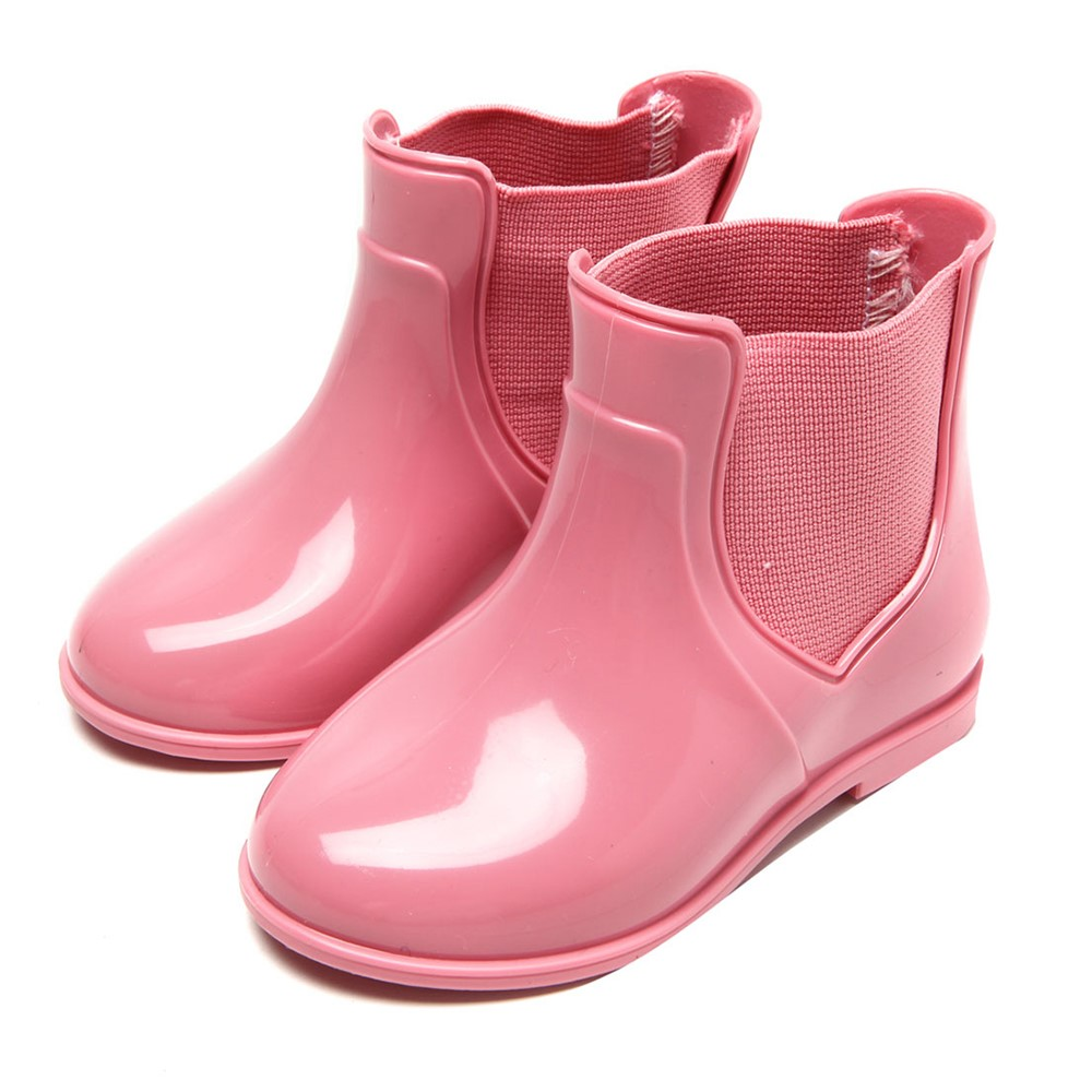 e9fa353cdeb Bota Galocha Infantil Menina Pimpolho Colore Rosa 20 Ao 27 - comprar ...