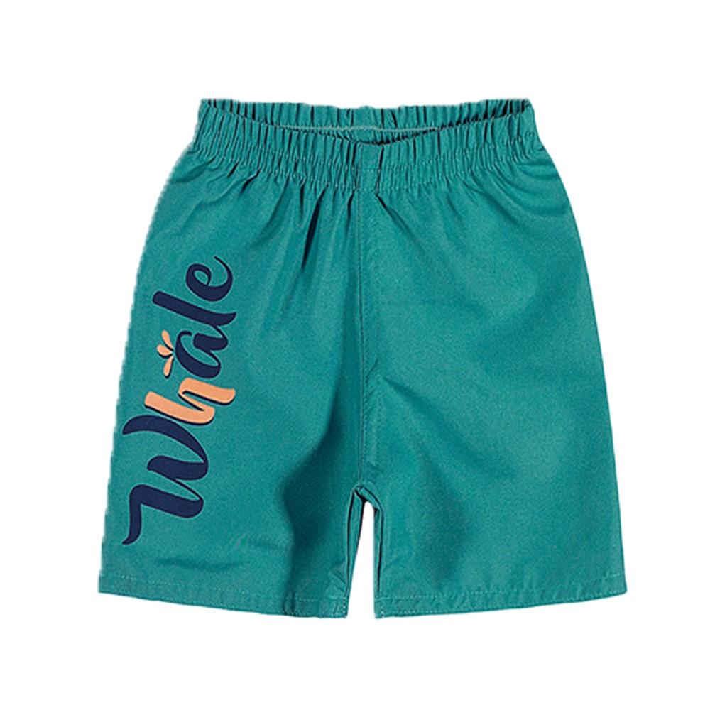 Conjunto Bebê Elian Regata e Bermuda Deep Blue Verde - comprar ... 52bfeed60ea