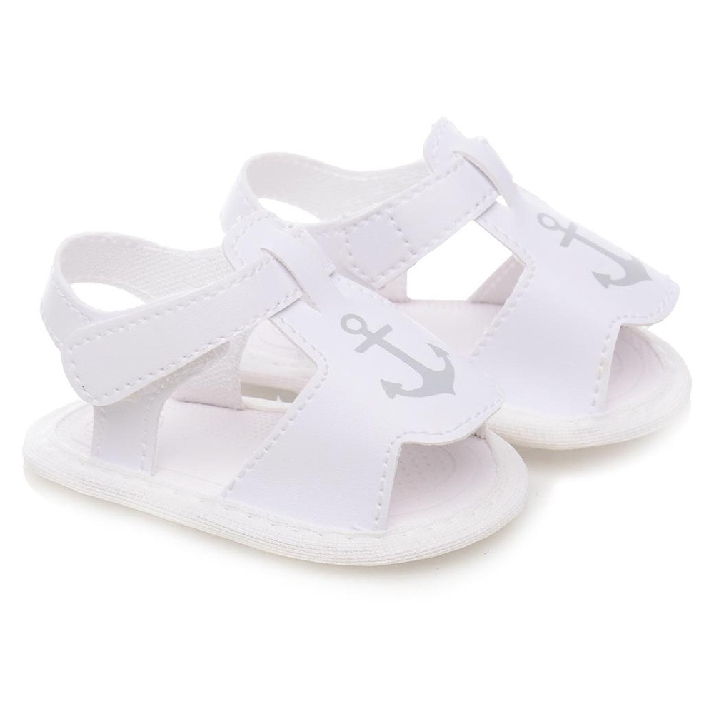 cb3c28a253 Sandália Bebê Pimpolho Batizado Branca - comprar - preço rio de janeiro