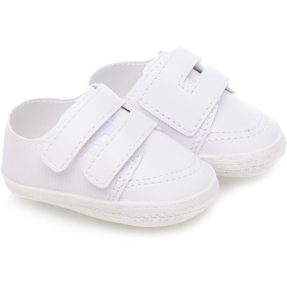 41bf4340a2 Sapato Bebê Pimpolho Maternidade Branco - comprar - preço rio de janeiro