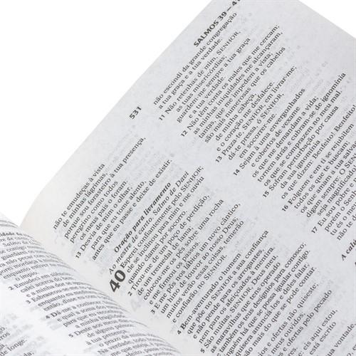 Bíblia Brochura Pequena Atualizada Econômica Trigo