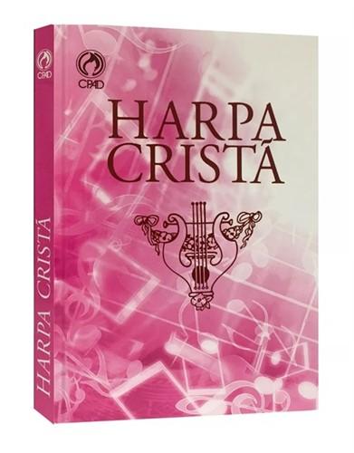 Harpa Cristã Pop Média Pink