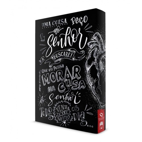 Bíblia JesusCopy – capa dura/ Lettering – Nova Almeida Atualizada