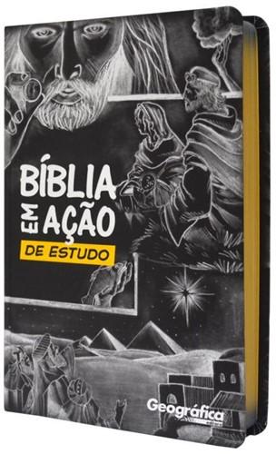 Bíblia Em Ação De Estudo Capa Especial
