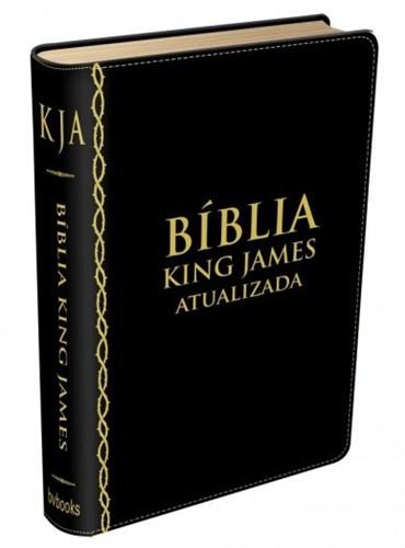 Bíblia King James Atualizada Preta