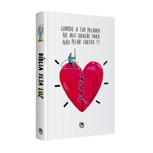 Bíblia SEJA LUZ – Coração