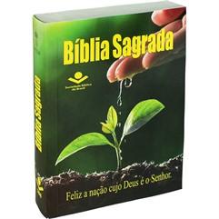 Bíblia NTLH Brochura Letra Maior Feliz é a Nação