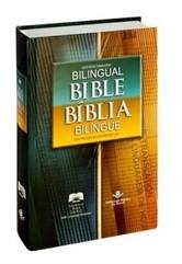 BÍBLIA BILÍNGUE PORTUGUÊS/INGLÊS CAPA DURA- NTLH