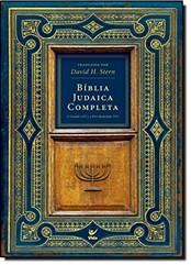 Bíblia Judaica Completa- Capa Dura