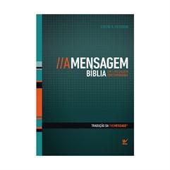 BÍBLIA A MENSAGEM-CAPA DURA