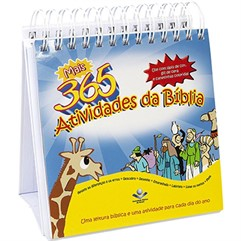 365  ATIVIDADES BÍBLICAS -CALENDARIO