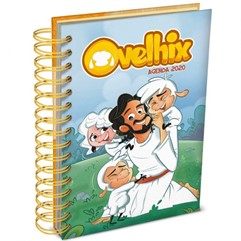 Agenda Ovelhix 2020 – Capa Almofadada