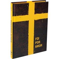 BÍBLIA AMOR CAPA DURA -NAA