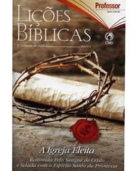 Revista Lições Bíblicas PROFESSOR - ADULTO - 2º Trimestre 2020