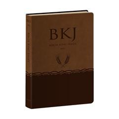 Bíblia King James 1611 - Ultrafina - Marrom