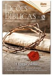 Revista Lições Bíblicas ALUNO - ADULTO - 2º Trimestre 2020
