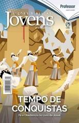 Revista Lições Bíblicas JOVENS - PROFESSOR - 2º Trimestre 2020