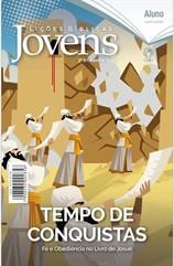 Revista Lições Bíblicas JOVEM - ALUNO - 2º Trimestre 2020