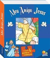 Janelinhas Bíblicas - Meu Amigo Jesus