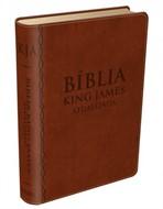 Bíblia King James Atualizada Marrom