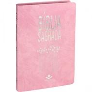 Bíblia Slim Rosa Nobre