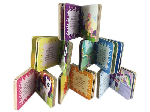 My Little Pony - Histórias de amizade-Box com 6 Mini Livros