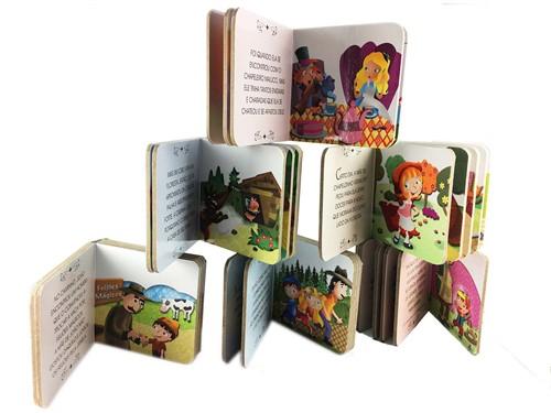 Contos clássicos- Box com 6 Mini Livros