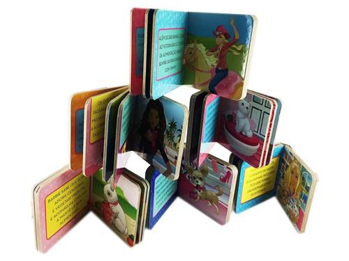 Barbie veterinária – Box com 6 Mini livros