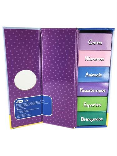 Peppa Pig - Minhas primeiras palavras-Box Torre com 6 mini livros