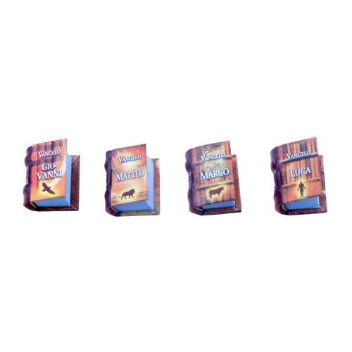 Collezione Vangeli - IV volumes