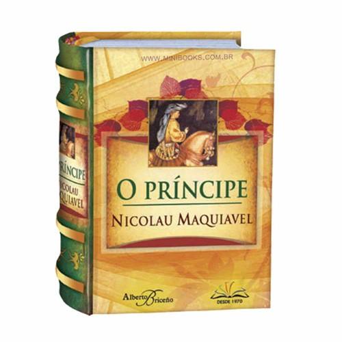 O Príncipe de Nicolau Maquiavel-Texto Integral
