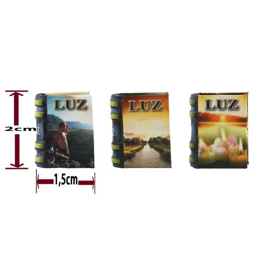 Coleção Luz I-II-III