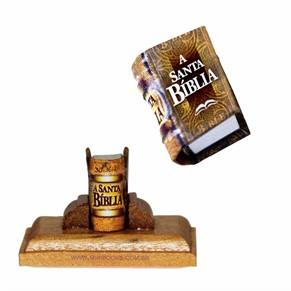 A Santa Bíblia-Micro Bíblia