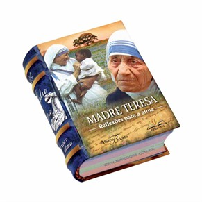 Madre Teresa de Calcutá-Reflexões para alma