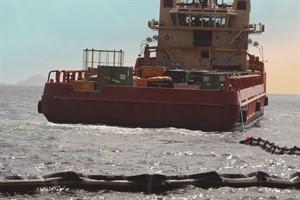 Barreiras de contenção Offshore