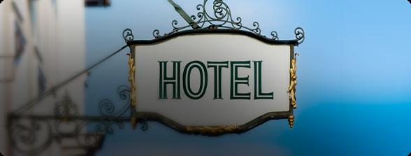 Sugestões de Hotéis