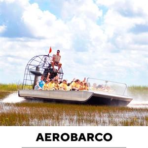 Passeio De Aerobarco No Parque Nacional Dos Everglades Miami