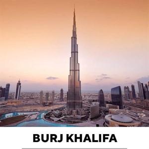 Tour Ao 124 Andar Do Burj Khalifa