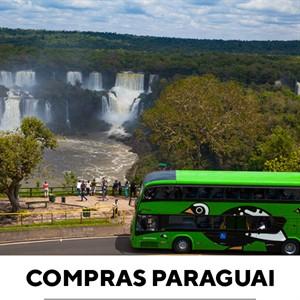 Passeio Compras no Paraguai