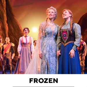 Frozen Musical Broadway Nova York