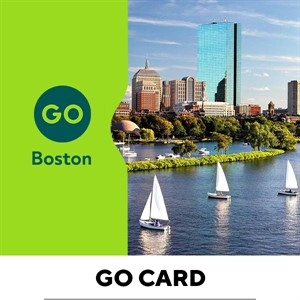 Passe Go Card Boston