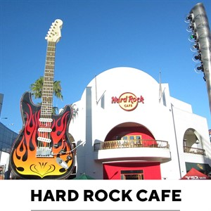Hard Rock Cafe Los Angeles