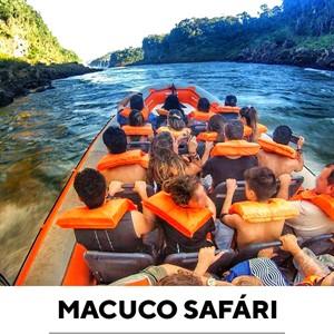 Macuco Safári de Barco