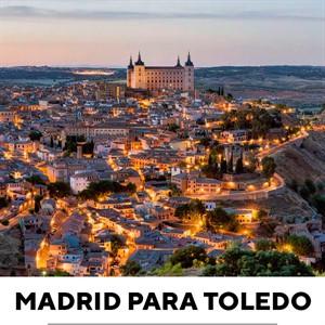 Madrid para Toledo